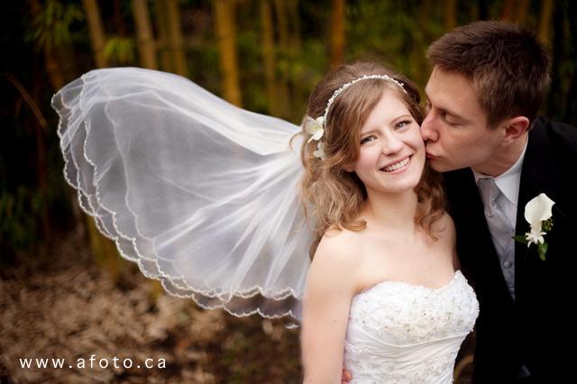 queen elizabeth park wedding photography